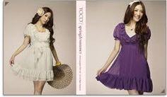 romantic, playful and cute dress