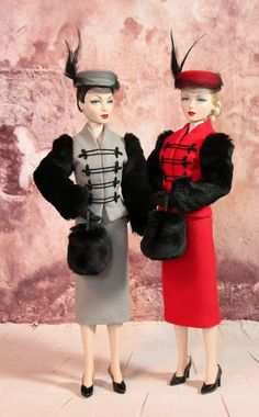 Classic Doll Designs Pattern Blog: Style 116