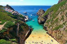 Berlengas Islands, Portugal