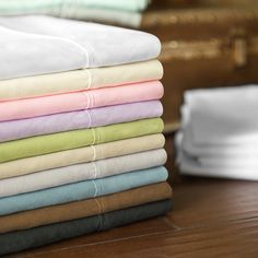 overstock - in ash - twin xl - $34.99 - reviewed as being cool and soft - Malouf Super Soft Double Brushed Microfiber Wrinkle Resistant Luxury Bed Sheet Set