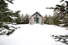 Hunting cabin in Northwestern Wisconsin.  Submitted and photographed by Stephanie Schuster.
