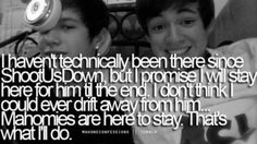 Always and forever a Mahomie