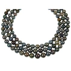 Tahitian Pearl Necklace from Coleman Douglas Pearls