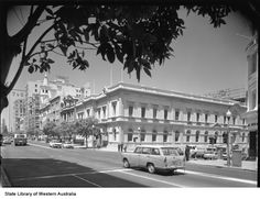 Bank of NSW, 109 St George's Tce, Perth, c1967