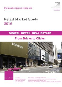 The Retail Market Study 2015 | In Collaboration with eLocations.com Digital Retail, Real Estate Broker, Collaboration, Study, Marketing, Studio, Studying, Research