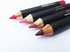 Os novos batons em Lápis Color Matte da Eudora - Maquiando