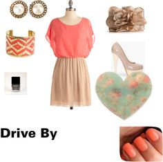 Drive By, created by extraemailx on Polyvore