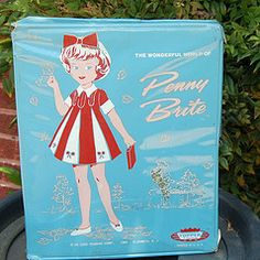 Penny Brite carrying case.