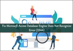 This article contains complete detail about the Microsoft Access Database Engine does not recognize error 3344. Also, get complete detail on how to fix Access Database error 3344. Database Design, Tech Blogs, Recovery Tools, Microsoft, Engineering, Detail, Technology