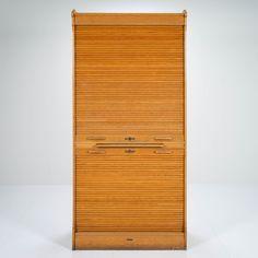 Rulo-ovinen arkistokaappi, BILLNÄS.