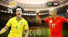 Brazil – Netherlands Preview