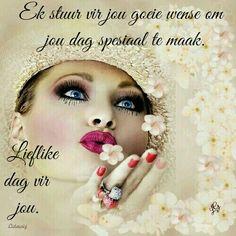 jade on Photobucket Lekker Dag, Goeie More, Long Relationship, Best Horrors, Romantic Things, Good Morning Wishes, Body Piercings, Make A Person, Love Can