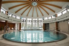 Indoor Swimming Pools with Incredible Designs Photos | Architectural Digest