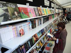 Inauguració 49 Fira del Llibre. La caseta de les Editorials valencianes #Valencia
