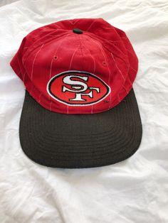 e2b77461 San Francisco 49ers, Snapback Hats, Starters, Vintage Clothing, Vintage  Outfits, Street Wear, Nfl, Shopping, National Football League