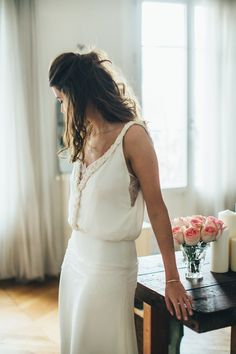 Sophie Sarfati Wedding Dress - Wedding / Chic With A Twist