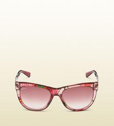 0b75c9c73d18 flora silk cat-eye sunglasses Cat Eye Sunglasses