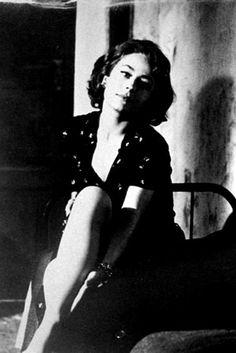 """Annie Girardot dans """"Rocco et ses Frères"""", Réal: Luchino Visconti, 1960"""