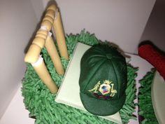 #Ashes #EngvAus #cricket #cupcakes ... #australia #baggygreen