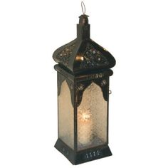Arabian Night Candle Lantern