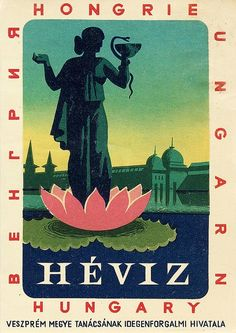 hungary travel poster - Google Search