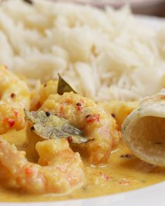 Kerala-Style Prawn Curry