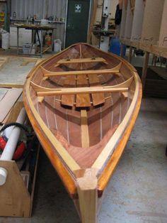 Duck Flat Wooden Boats