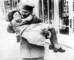 Stalin con su hija