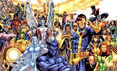 X-Men by Carlos Pacheco