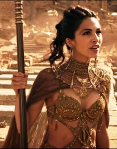 Elodie Yung in Gods of Egypt