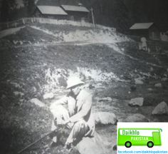 Quaid e Azam in Kashmir. The loving founder of nation knew what a blessing Pakistan is!  Don't forget to share it.