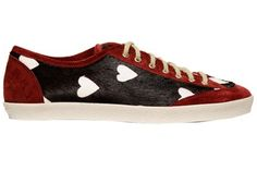 Step into the School Year with 100 Super Stylish Sneakers: Burberry Sneakers