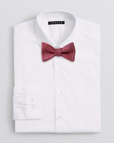 Buy the bow tie - linen bow tie / summer collection