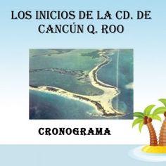 Los inicios de la Cd. De Cancún q. roo Cronograma   1970 Un impulso importante fue el de   Javier Rojo Gómez , quien como gobernador del todavía territori. http://slidehot.com/resources/cancun-los-inicios.59075/