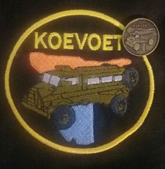Embroidery depicting Koevoet / South West Africa / Casspir with a Koevoet jacket Pin West Africa, South Africa, Army Day, Jacket Pins, Long Time Ago, Cold War, Police, Embroidery, Needlepoint