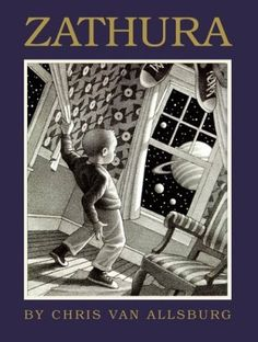 chris van allsburg another amazing illustrator