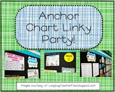 Anchor Charts by sabrina
