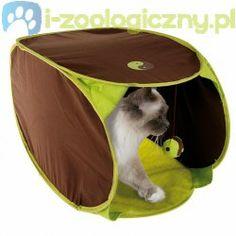 ZOLUX Magic Box Yin Yang Domek dla kota - zielony