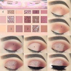 Mac Eye Makeup, Sexy Eye Makeup, Eye Makeup Steps, Makeup Eye Looks, Natural Eye Makeup, Eye Makeup Remover, Blue Eye Makeup, Makeup For Brown Eyes, Natural Eyeshadow