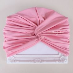 Stylish turban for baby :D