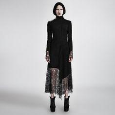 Gothic Untouchable Lady Dress