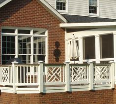 Flood Chestnut Brown Solid Wood Stain Beautifies This Deck