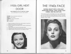 All the beauty tips a vintage sex kitten needs to look beautiful.