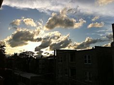 Sunset on the last day of May in Chicago. on Flickr.