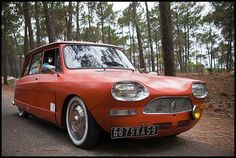 Citroen Ami - Rat Style | Lowered, Slammed