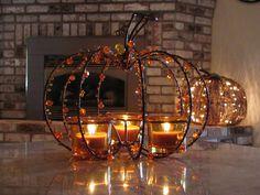 Halloween Candles, velas