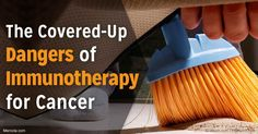 Immunotherapy drugs are considered a breakthrough in cancer treatment, but side effects are severe and occur from 20 to more than 50 percent of patients.