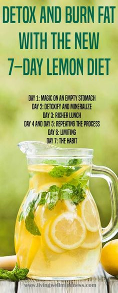 Preparing this drink might as well become your routine, just make it the night before the consumption and drink it in the morning.