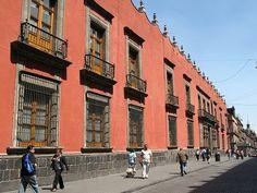MUSEO DEL ARZOBISPADO EN EL CENTRO HISTÓRICO DE LA CIUDAD DE MÉXICO.