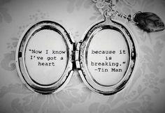 Tin Man quote